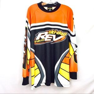 Ski-Doo Rev Long Sleeve Shirt